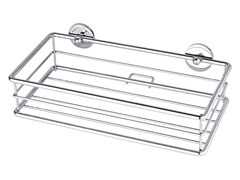 Portasapone a muro adesivo in metallo per doccia TESA® BAATH 40213 - tesa® Baath
