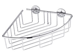 Portasapone a muro adesivo in metallo per doccia TESA® BAATH 40216 - tesa® Baath