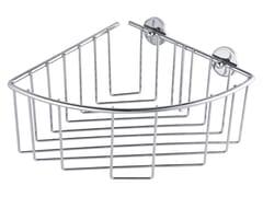 Portasapone a muro adesivo in metallo per doccia TESA® BAATH 40217 - tesa® Baath