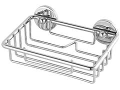 Portasapone a muro adesivo in metallo per doccia TESA® BAATH 40220 - tesa® Baath