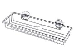 Portasapone a muro adesivo in metallo per doccia TESA® BAATH 40221 - tesa® Baath