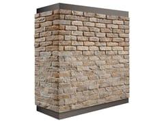 Rivestimento in mattone ricostruitoTESIO MR04 - GEOPIETRA