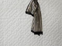 Impronta Ceramiche, FORME BIANCHE TESSERE Rivestimento tridimensionale in ceramica a pasta bianca