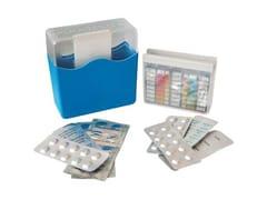 Test analisi ph + ossigenoTEST ANALISI PH + OSSIGENO - PISCINA SEMPLICE C/O LAPI CHIMICI