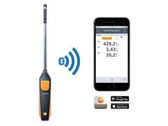 Testo, TESTO 405i Termoanemometro Bluetooth