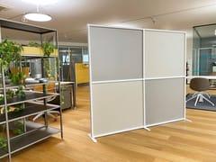 Pannello divisorio per ufficio modulareTETRIX ECOLINE - STUDIO T