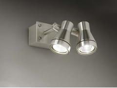 Proiettore per esterno orientabile in acciaio inoxTEX 2 0N - BEL-LIGHTING