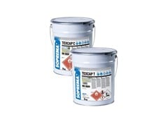 Finitura per impermeabilizzazioni liquide poliuretanicheTEXCAP F / TEXCAP FT - SOPREMA