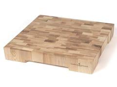 Tagliere quadrato in legno lamellareACGCBTP010FR | Tagliere - OFFICINE GULLO