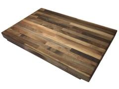 Tagliere rettangolare in legno lamellareTGL014 | Tagliere - OFFICINE GULLO