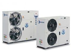 Rhoss, THAETY 115÷127 NF Pompa di calore ad aria