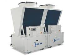 Pompa di calore modulare ad aria per esternoPOKER - RHOSS