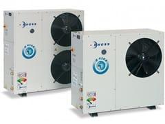Pompa di calore reversibile ad ariaMINI-Y NF - RHOSS