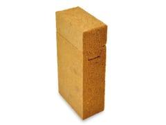 """<p>Pannello in fibra di legno prodotto """"a secco"""", intonacabile per cappotti esterni epareti a telaio</p>THD 230 N+F - 3THERM S.R.L."""