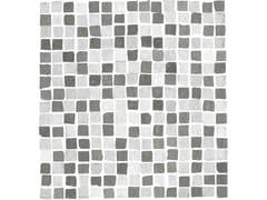Mosaico in gres porcellanatoTHE ONE | Mosaico mix Silver - ARMONIE CERAMICHE