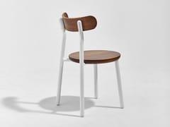 Sedia in legnoTHEM - DESIGNBYTHEM