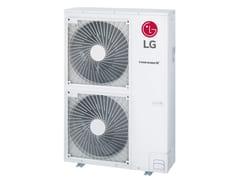 LG Electronics, THERMA V | Alta temperatura  Alta temperatura