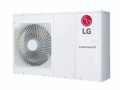 Pompa di calore ad aria/acquaTHERMA V | Monoblocco  R32 - LG ELECTRONICS ITALIA