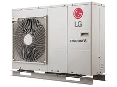 Pompa di calore ad aria/acquaTHERMA V R32 - LG ELECTRONICS ITALIA