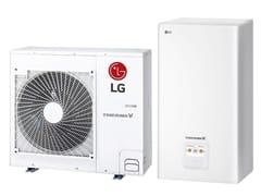 Pompa di calore ad aria/acquaTHERMA V SPLIT R32 - LG ELECTRONICS ITALIA