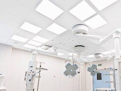 Knauf AMF, THERMATEX® Alpha Medical Pannelli per controsoffitto per ambienti sanitari
