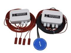 Termoflussimetro GPRS per misure di trasmittanza in operaTHERMOFLUX NB-IoT - NOVATEST