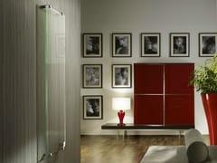 Termoarredo ad infrarossi a pareteTHERMOGLANCE ® 600X1500 | Termoarredo a parete - ASOLA VETRO