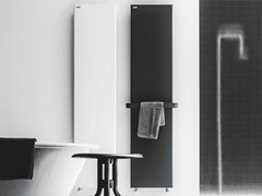 Termoarredo in acciaio al carbonio a parete TIF BATH - ANTRAX IT RADIATORS & FIREPLACES