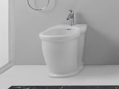 Bidet in ceramicaTIME | Bidet - GSG CERAMIC DESIGN