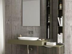 Mobile lavabo sospeso TIME DAY -