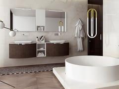 Mobile lavabo sospeso TIME LIGHT -