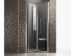 TIME | Niche accessible shower
