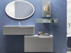 Mobile lavabo sospeso TIME POINT -