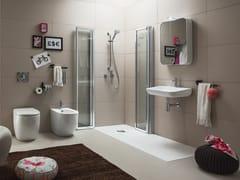 ARBLU, TIME | Box doccia con porta a soffietto  Box doccia con porta a soffietto