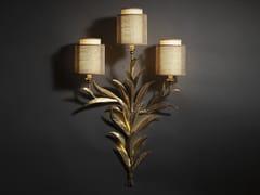 Lampada da parete fatta a mano in ferroTIMELESS | Lampada da parete - OFFICINACIANI DI CATERINA CIANI & CO.