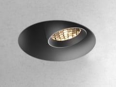 Faretto a LED orientabile da incassoTINY ADJUSTABLE GHOST - OLEV