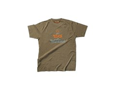 DIKE, TIP MASTICE T-Shirt in 100% cotone