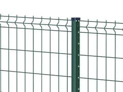 Palo sagomato per recinzioni metallicheTITAN - FERRO BULLONI ITALIA