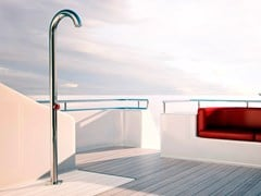 Ama Luxury Shower, TITANO | Doccia esterna  Doccia esterna