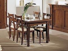 Tavolo allungabile rettangolare in legnoTIZIANO | Tavolo - ARVESTYLE