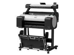 Plotter multifunzione formato A1 entry level imagePROGRAF TM-200/L24ei - CANON ITALIA