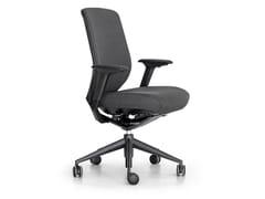 Sedia ufficio con ruoteTNK - ACTIU