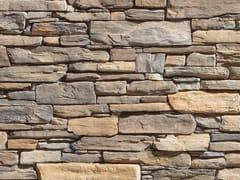 Rivestimento di facciata in pietra ricostruitaTOCE P19 - GEOPIETRA®