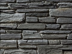 Rivestimento in pietra ricostruitaTOCE P19 | Grigio Perla - GEOPIETRA