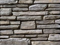 Rivestimento in pietra ricostruitaTOCE P19 | Grigio Terra - GEOPIETRA