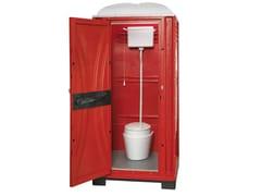 Sebach, TOILET BOX Bagno mobile allacciabile