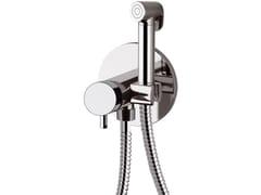 Miscelatore per doccia da incasso monocomando in ottone con doccetta TOKYO | Miscelatore per doccia in ottone - Tokyo