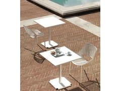 Piano per tavoli quadrato in laminatoTOLUP - FAST