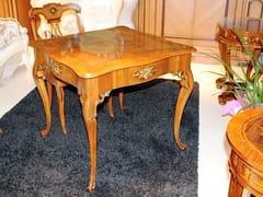 Tavolo quadrato in legnoTOMMY - ARVESTYLE