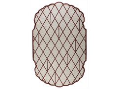 Tappeto fatto a mano in viscosa TOP-105 London Fog/London Fog - JAIPUR RUGS